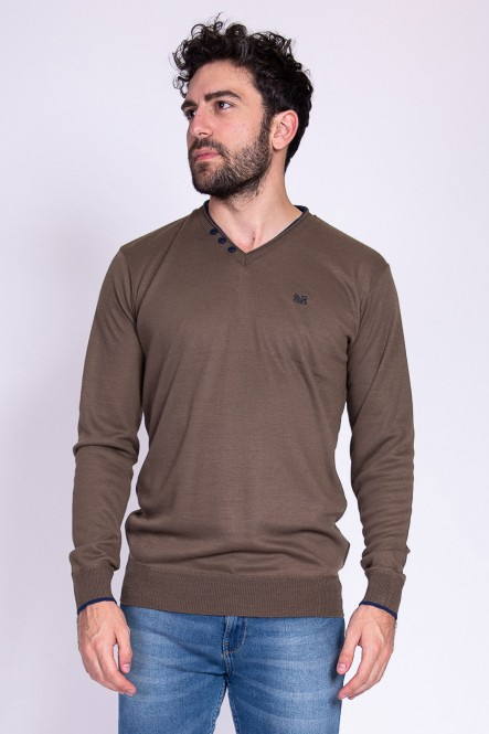 Sweater SOGIFTED Dark camel