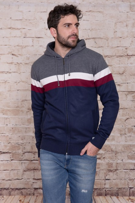 Sweater SLIMO Navy