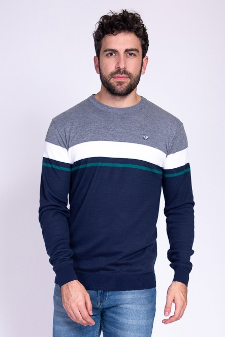 Sweater SHIKE Navy