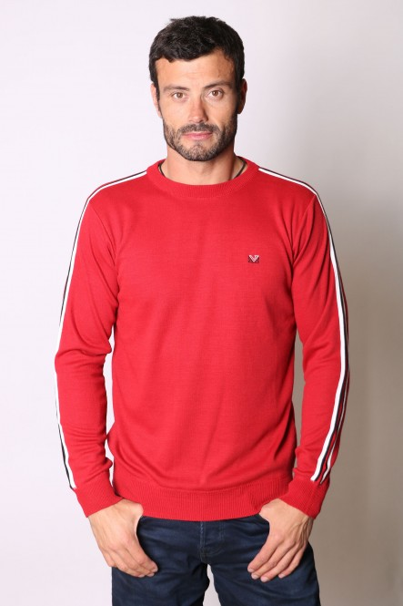 Sweater SCIENCE Red