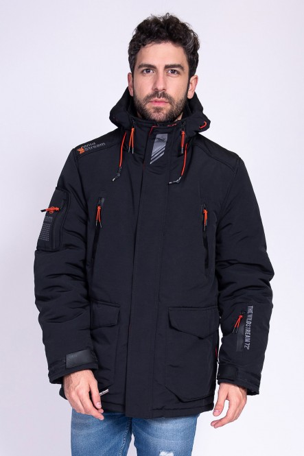 Coat LANQUISE Black