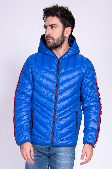 Puffy jacket LEESPORT Mazarine