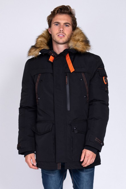Parka LEXPEDITION Noir
